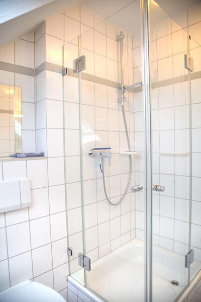 ferienwohnung duschbad