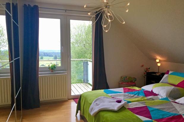 bed holiday flat